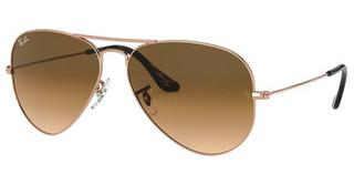Ray-Ban RB3025 903551 CLEAR GRADIENT BROWNCOPPER