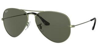 Ray-Ban RB3025 919131 GREENSAND TRASPARENT GREEN