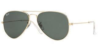 Ray-Ban RB3025 W3234 GREY GREENGOLD