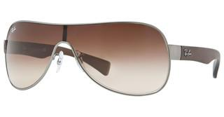 Ray-Ban RB3471 029/13 BROWN GRADIENTGUN METAL  MATTE
