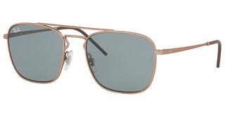 Ray-Ban RB3588 9146/1 ORANGERUBBER COPPER