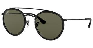 Ray-Ban RB3647N 002/58 POLAR GREENBLACK