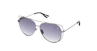 Sylvie Optics Dream 1 grey gradientdark gun brushed