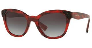 Valentino VA4005 50208G GREY GRADIENTRED HAVANA