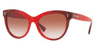 Valentino VA4013 503313 GRADIENT REDMURBLE RED GRADIENT BLACK