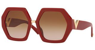 Valentino VA4053 511913 GRADIENT BROWNRED