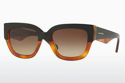 Solbriller Burberry BE4252 365013 - Sort, Orange
