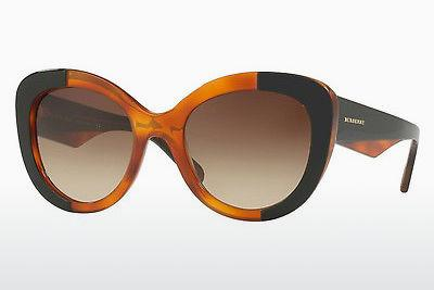 Solbriller Burberry BE4253 365013 - Sort, Orange