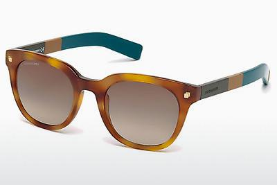 Solbriller Dsquared DQ0208 53K - Havanna, Yellow, Blond, Brown