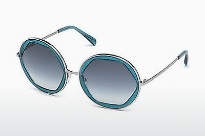 Solbriller Emilio Pucci EP0036 87W - Blå, Turquoise, Shiny