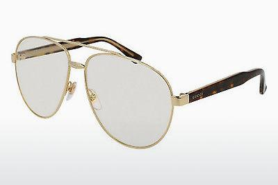 Solbriller Gucci GG0054S 004 - Guld