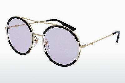 Solbriller Gucci GG0061S 006 - Guld