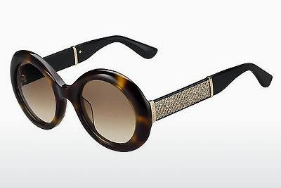Solbriller Jimmy Choo WENDY/S 16Y/S1 - Sort, Brun, Havanna