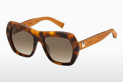 Solbriller Max Mara MM PRISM III 6ZA/JD - Orange, Brun, Havanna