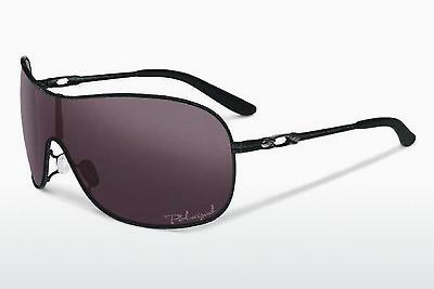 Solbriller Oakley COLLECTED (OO4078 407808) - Grå, Sort