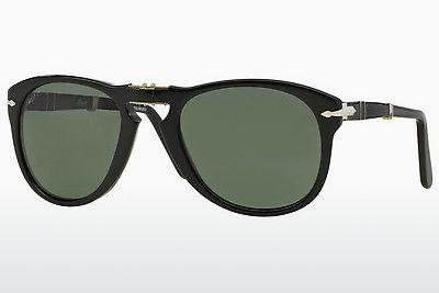 Solbriller Persol FOLDING (PO0714 95/58) - Sort
