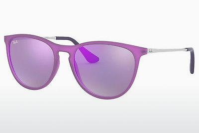 Solbriller Ray-Ban Junior RJ9060S 70084V - Purpur