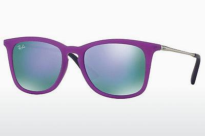 Solbriller Ray-Ban Junior RJ9063S 70084V - Purpur