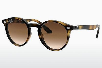 Solbriller Ray-Ban Junior RJ9064S 152/13 - Brun, Havanna