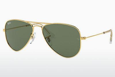Solbriller Ray-Ban Junior RJ9506S 223/71 - Guld