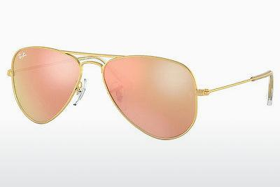 Solbriller Ray-Ban Junior RJ9506S 249/2Y - Guld