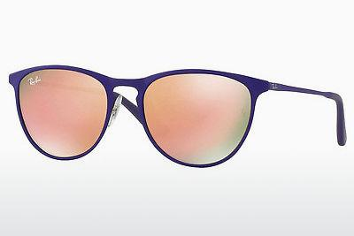 Solbriller Ray-Ban Junior RJ9538S 252/2Y - Purpur, Blå