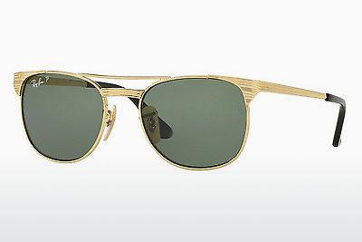 Solbriller Ray-Ban Junior RJ9540S 223/9A - Guld