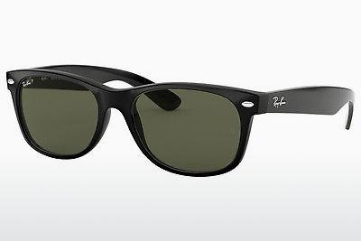 Solbriller Ray-Ban NEW WAYFARER (RB2132 901/58) - Sort