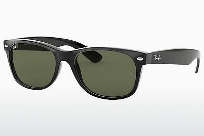 Solbriller Ray-Ban NEW WAYFARER (RB2132 901) - Sort
