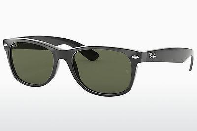 Solbriller Ray-Ban NEW WAYFARER (RB2132 901L) - Sort