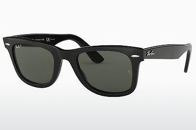 Solbriller Ray-Ban WAYFARER (RB2140 901/58) - Sort