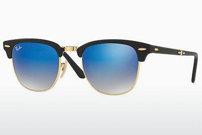 Solbriller Ray-Ban CLUBMASTER FOLDING (RB2176 901S7Q) - Sort