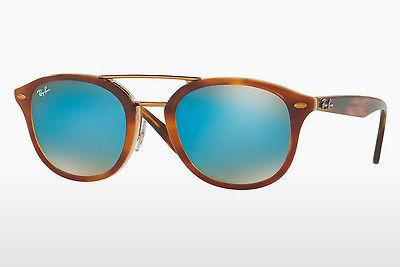 Solbriller Ray-Ban RB2183 1128B7 - Brun, Havanna, Orange