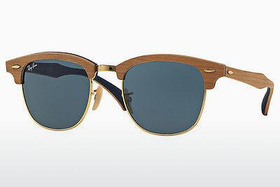 Solbriller Ray-Ban CLUBMASTER (M) (RB3016M 1180R5) - Blå