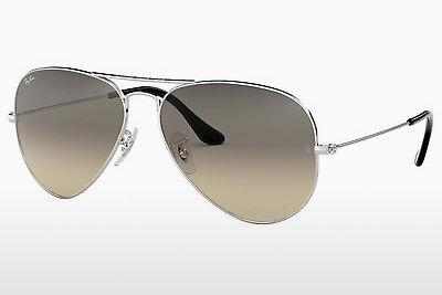 Solbriller Ray-Ban AVIATOR LARGE METAL (RB3025 003/32) - Sølv