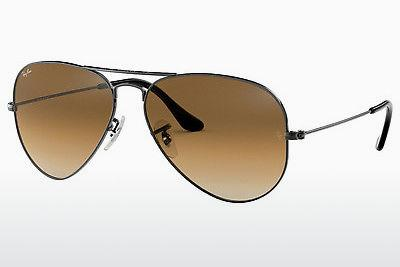 Solbriller Ray-Ban AVIATOR LARGE METAL (RB3025 004/51) - Grå