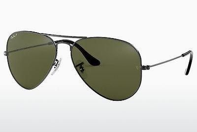 Solbriller Ray-Ban AVIATOR LARGE METAL (RB3025 004/58) - Grå