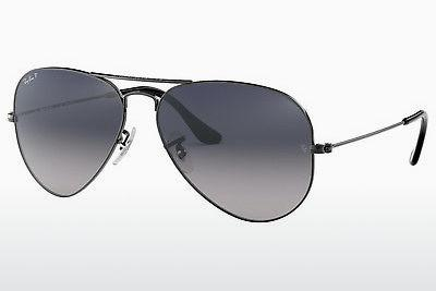 Solbriller Ray-Ban AVIATOR LARGE METAL (RB3025 004/78) - Grå