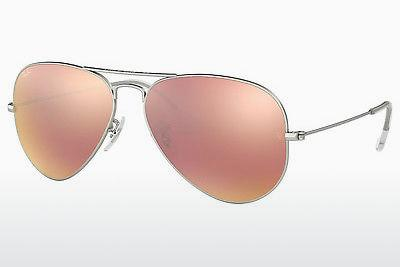 Solbriller Ray-Ban AVIATOR LARGE METAL (RB3025 019/Z2) - Sølv