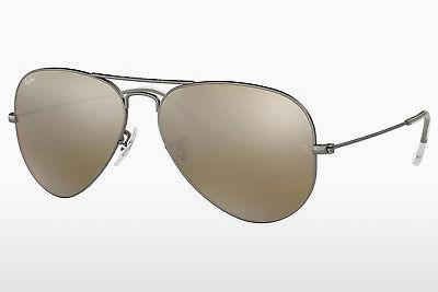 Solbriller Ray-Ban AVIATOR LARGE METAL (RB3025 029/30) - Grå