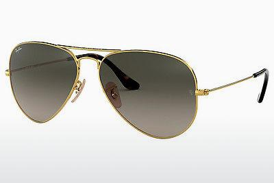 Solbriller Ray-Ban AVIATOR LARGE METAL (RB3025 181/71) - Guld