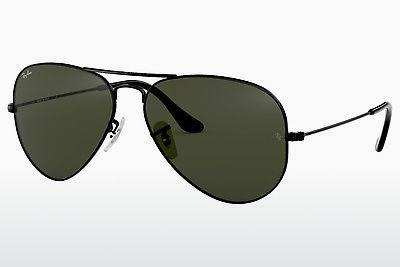 Solbriller Ray-Ban AVIATOR LARGE METAL (RB3025 L2823) - Sort