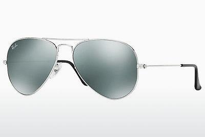 Solbriller Ray-Ban AVIATOR LARGE METAL (RB3025 W3275) - Sølv