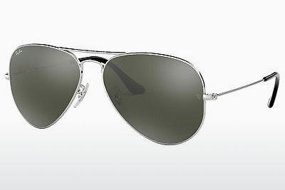Solbriller Ray-Ban AVIATOR LARGE METAL (RB3025 W3277) - Sølv