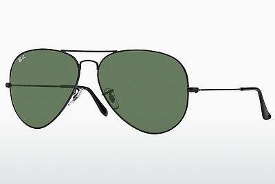 Solbriller Ray-Ban AVIATOR LARGE METAL II (RB3026 L2821) - Sort