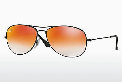 Solbriller Ray-Ban COCKPIT (RB3362 002/4W) - Sort