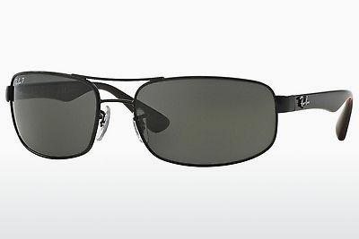 Solbriller Ray-Ban RB3445 006/P2 - Sort