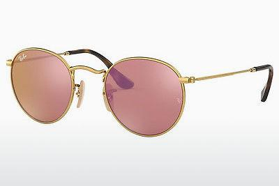 Solbriller Ray-Ban ROUND METAL (RB3447N 001/Z2) - Guld