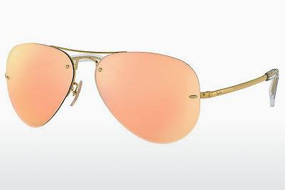 Solbriller Ray-Ban RB3449 001/2Y - Guld