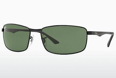 Solbriller Ray-Ban RB3498 002/71 - Sort